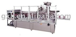 Self Stand Pouch Package Machine