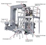 best price for potato chips packing machine for sell 0086 18717978109