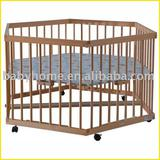 CE standard baby bed