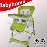 high chair / EN standard - item: HC23