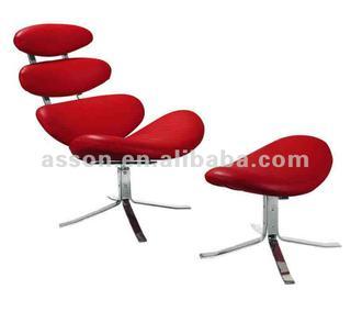 CORONA CHAIR / designer chair/ leisure chair/ chaise lounge/ -ABL0009