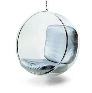 BUBBLE CHAIR / designer chair/ leisure chair/ hanging chair- -ABL0010