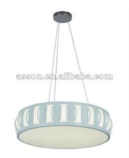 2012 Modern Round Pendant Light /White/Round Pendant Lamp/Acrylic Lamp/Modern Lamp/Designer Lamp-AJFC2008
