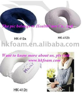 Moulded Memory Foam Travelling pillow, Neck pillow