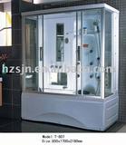 modern shower cabin/bathroom /room