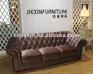 Chest Field Fabric Sofa