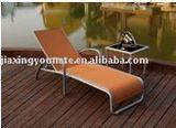 pool lounge chairs,new design lounger, adjustable teslin chaise lounge