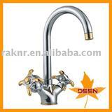Deen 6826A Luxury Brass Kitchen Faucet