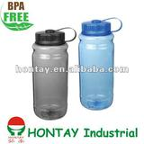 Large capacity plastic water bottles
