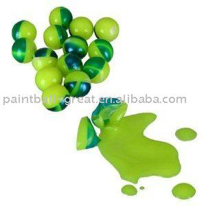 0.68 inch colorful TOURNAMENT PAINTBALL BALLS