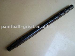 paintball barrel,14',16',21' carbonfiber cf gun marker
