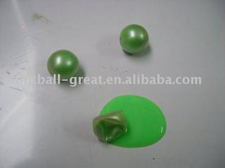 0.68 Paintball balls with assorted colors for 2000pcs per box