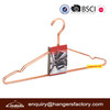 LINDON card packing luxury rose gold metal hanger