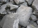 Foundry Coke / Metallurgical Coke / Spent Broken Prebaked Aluminum Carbon Anode Remnant Scrap / Electrode / Casting Formed Coke
