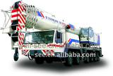 QY150V633 ZOOMLION Full Hydraulic Mobile Truck Crane / Construction Engineering Machinery / 150t 150 t ton tons / Brand New
