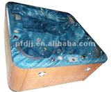 CE&FCC Approved Freestanding Acrylic Outdoor Hot Tub Spa, Massage bathtub, Whirlpool PFDJJ-04