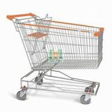 210 Litres Asian Style Grocery Shopping Trolley