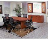 Harmony designer D end board room conference table NAP-35CHY