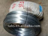zinc coated spring steel wire