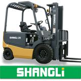 SHANGLi Battery/ Electric Forklift 2-2.5 T with Italy ZAPI