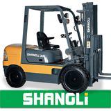 SHANGLi Diesel Forklift 3-4 T with Japan ISUZU