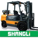 SHANGLi LPG Forklift 3.5-4 T with US GM