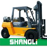 SHANGLi LPG Forklift 5-7 T with US GM