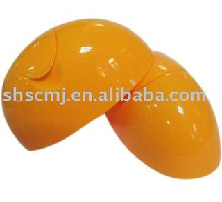 200ml plastic shampoo cap