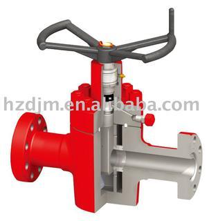 FC gate valve