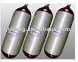 hoop-wrapped CNG cylinder for vehicles