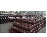 CNG station steel cylinders
