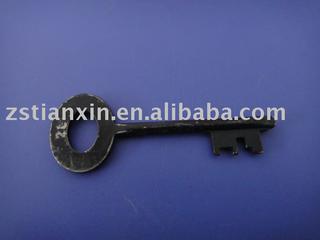 antique key chain/antique key shape key holder/fashion style keychain
