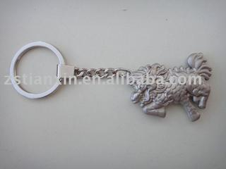 kylin key chain/fashion design key holder/new design key ring