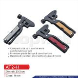 Multifunctional wrench with blackening coating
