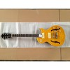 stock semi hollow body les paul model guitar