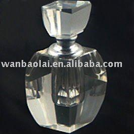 Decorative Crystal Cosmetic Bottle