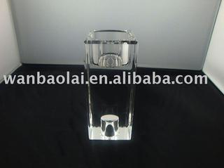 k9 Crystal Candle Holder Cryastsal Gift(zt0031)
