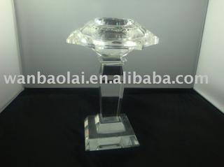 k9 Crystal Candle Holder(zt0023)