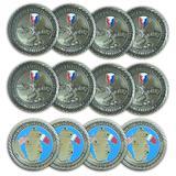 Metal Souvenir Coins