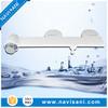 Non-electric cold&warm water bidet attahment