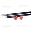 MAXDRILL blast furnace tap hole drill rod and bit