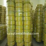 3 layers pvc yellow garden hose with high quality