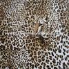 2012 animal skin leather leopard grain artifical PU leather for bags,cloth