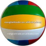 New style!!!promotion toy/size5 machine stitched volleyball