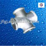Irrigation Fitting Equal Cross-Malleable Iron