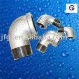 Galvanized Malleable Cast Iron Elbow