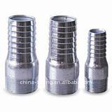 KC Nipple,Steel KC (King Combination) Nipple Flexible Rubber Coupling
