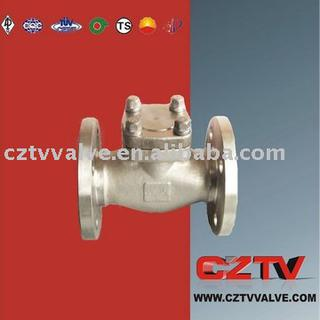 Forged stainless steel non return valve
