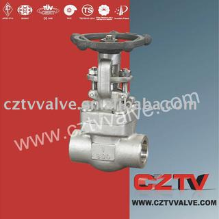 forged inconel valve