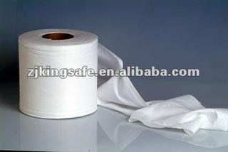 spunlace nonwoven fabric for wet wipe to Japan